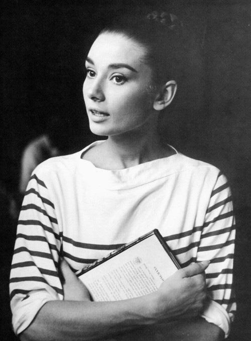 Audrey Hepburn, ParkerMather, Mikhail Bell