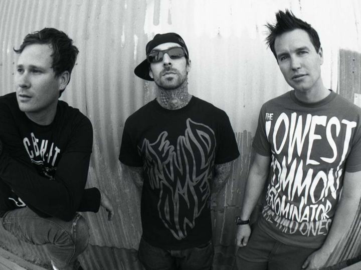 Blink 182, punk rock, Mikhail Bell, ParkerMather