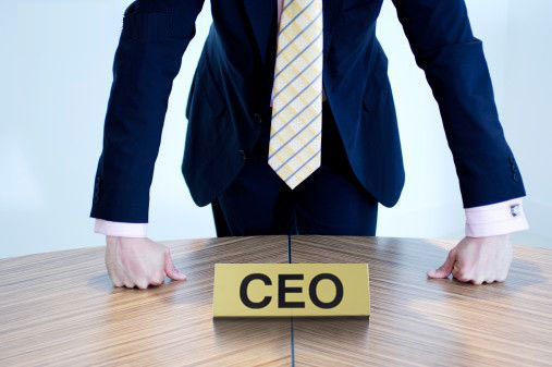 You might not be a CEO... ever.