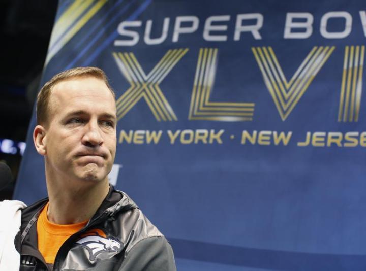Peyton Manning, ParkerMather, Super Bowl, Twitter, NFL