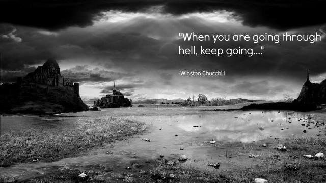 Winston Churchill, quotes, inspiration