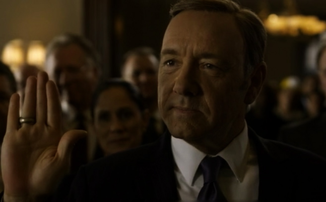 House of Cards - Frank Underwood / Kevin Spacey
