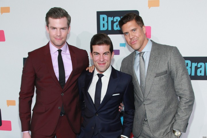 Mikhail Bell, Million Dollar Listing, Ryan Serhant, Luiz Ortiz, and Fredrik Eklund