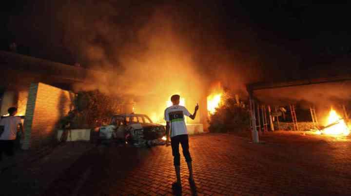 Benghazi, Libya, September 11