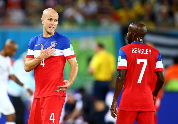 USMNT, Michael Bradley, Demarcus Beasley, World Cup, ParkerMather