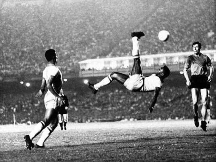 """Everything is practice."" ― Pelé"