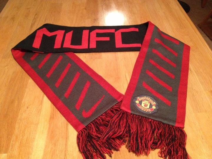 Manchester United, Community, ParkerMather