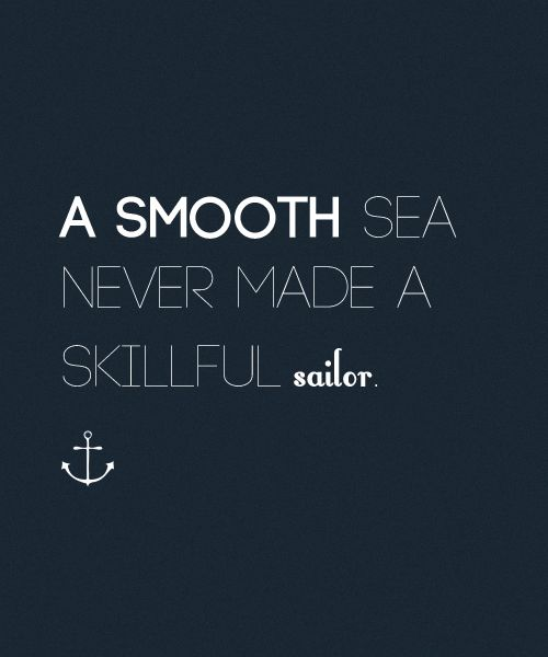Sailor, #MondayMotivation, quote