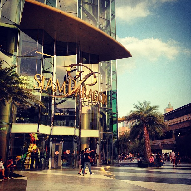 The Siam Paragon Mall, ParkerMather, Thailand