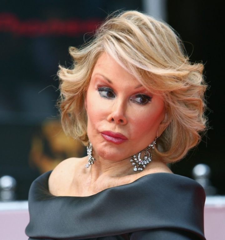 Joan Rivers, died, dead, social media
