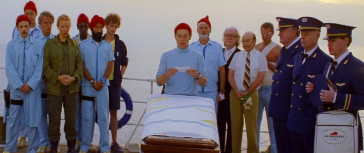 Social Media, The Life Aquatic, Willem Defoe, TGIT, Death