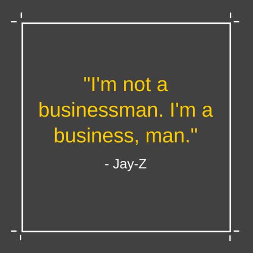 Jay-Z, social media, ParkerMather