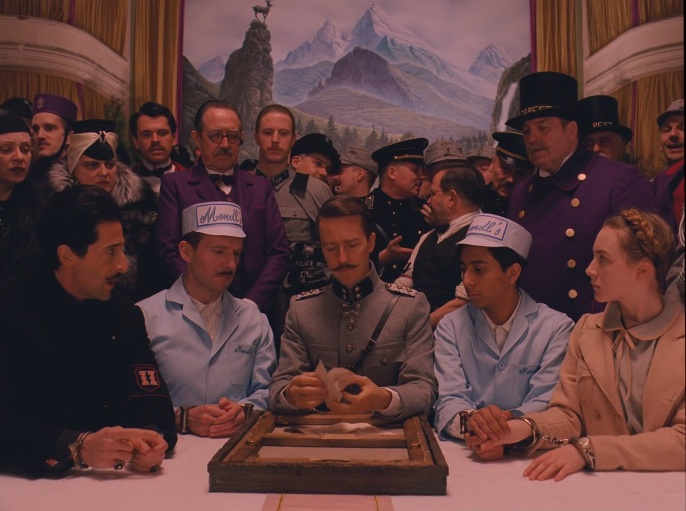 Opening death letter Ed Norton - The Grand Budapest Hotel copy