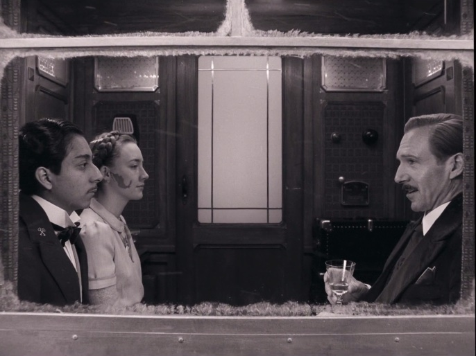 Zero Mustafa Agatha and M. Gustave - The Grand Budapest Hotel