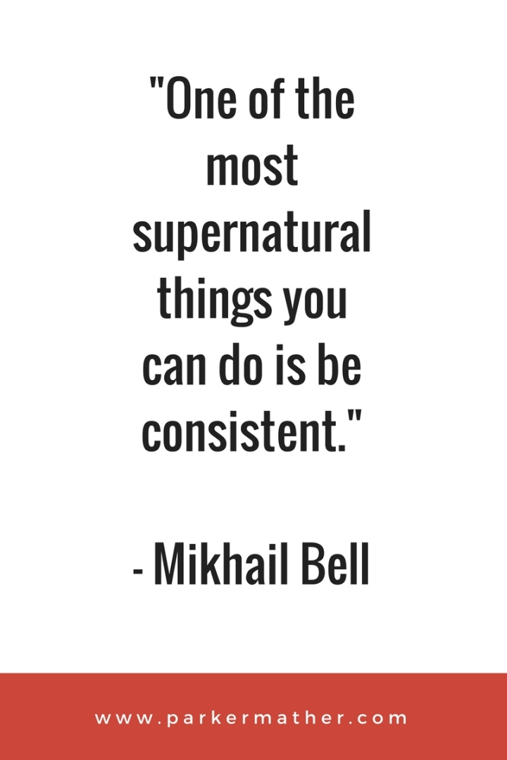Motivation quote Mikhail Bell